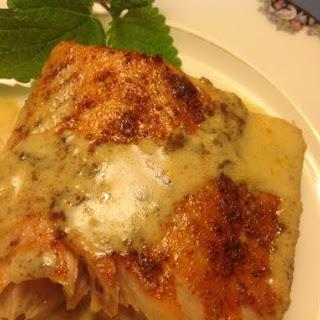 Baked Salmon Cream Sauce Recipes.