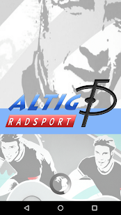 Radsport Altig- screenshot thumbnail
