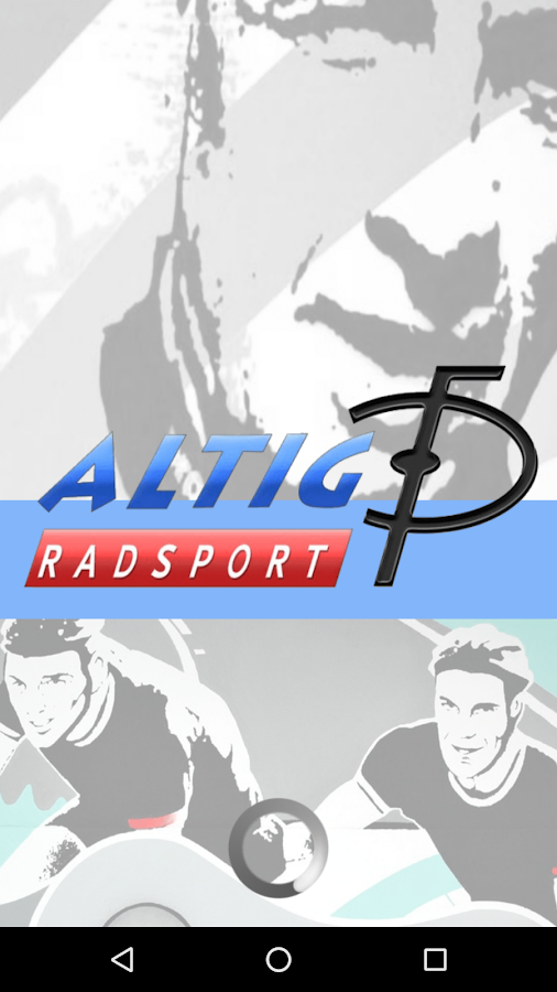 Radsport Altig- screenshot