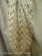 Photo: Переяславщина, біле шиття