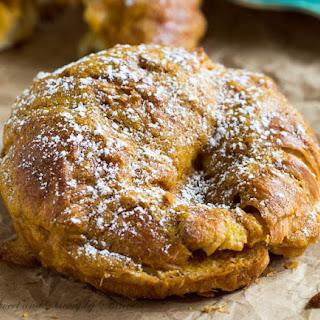 Pumpkin Croissants Recipe