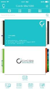 CircleOne - náhled