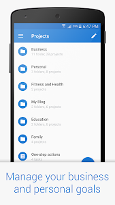 Chaos Control - GTD To-Do List v1.6.5 build 50 (Premium)
