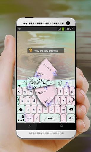 Pastel fantasy GO Keyboard