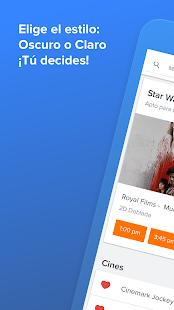 App Fandango Latinoamérica – Movie Times + Tickets APK for Windows Phone