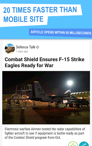 android Military news! Screenshot 6