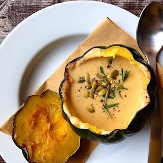 Acorn Squash Soup →