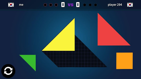 Download Android Game Tangram King for Samsung