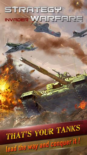 Strategy Warfare: Invader