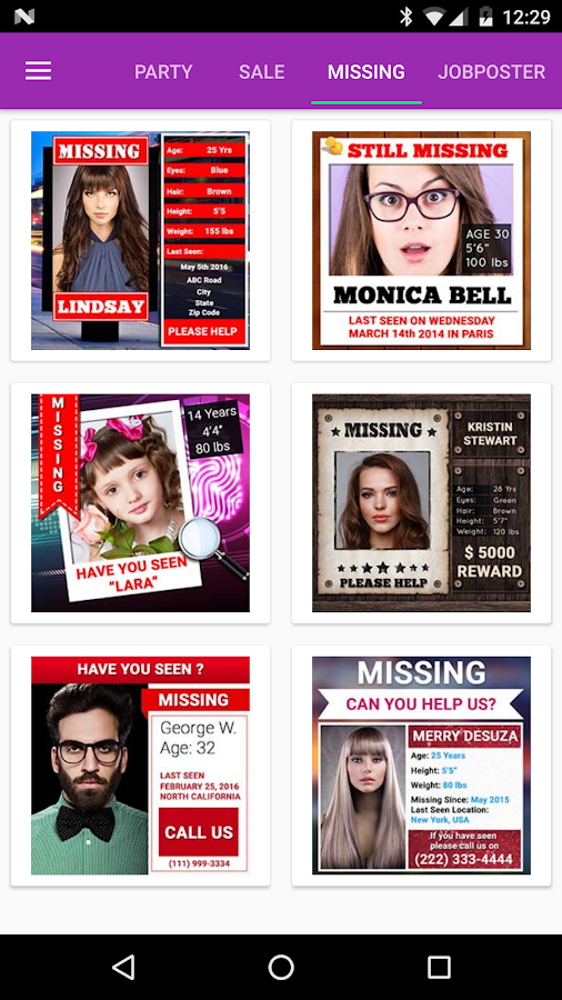 Photo Posters Android Apps on Google Play