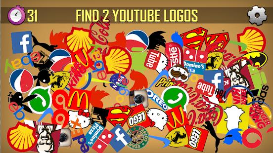 Hidden logo game apps on google play screenshot image altavistaventures Images