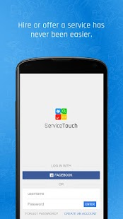 ServiceTouch (Service Touch)- screenshot thumbnail