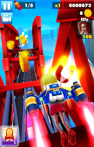 Subway Run Fun 3D 1.5 screenshots 3