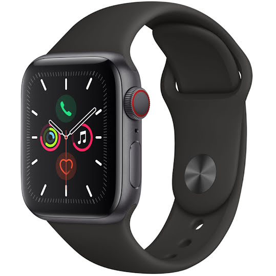 Apple Watch Series 5 4G 40mm Space Gray