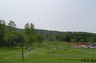Photo: 小樽グリーンパーク。 2010年6月にオープンした全54ホールのパークゴルフ場。