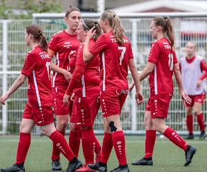 Nuyens scoort vijf keer voor Kontich, ook Gent en Standard behouden maximum in eerste nationale vrouwen