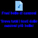 Frasi e Testi canzoni icon