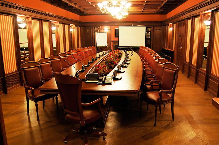 Фото №2 зала Конференц-зал «Президентский»