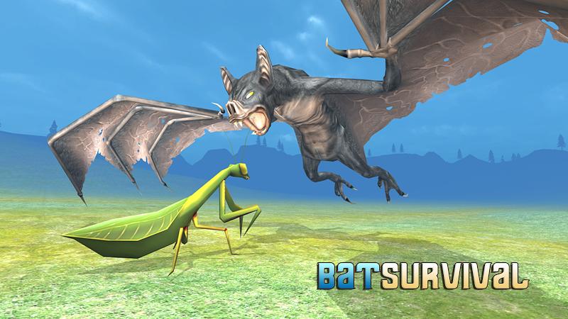 Скриншот Bat Simulator