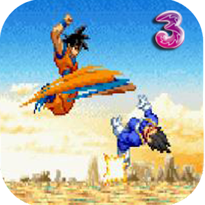 Super GoKu of Warrior Saiyan 3 for PC and MAC