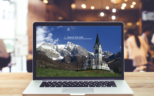 Churches HD Wallpapers Theme
