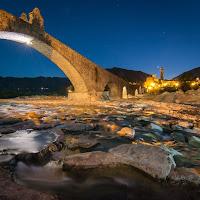 Notturno al Ponte Gobbo di