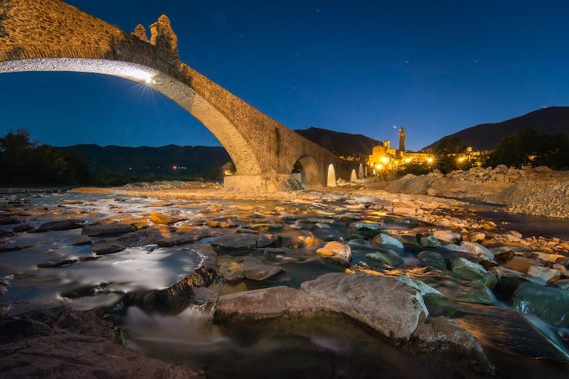 Notturno al Ponte Gobbo di gallmau1965
