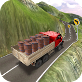 Truck Driving Speed 3D