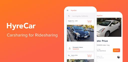 HyreCar: Rideshare Car Rentals - Apps on Google Play