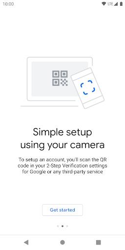 Google Authenticator ss2