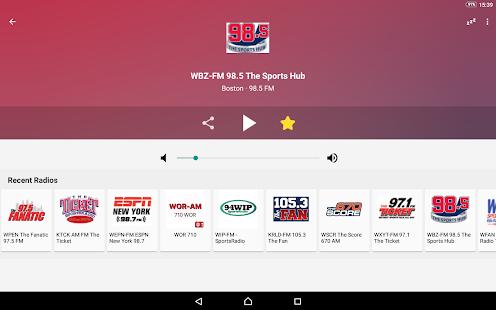 Sports Radio FM Apps Bei Google Play