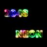 download 2048 NEON apk