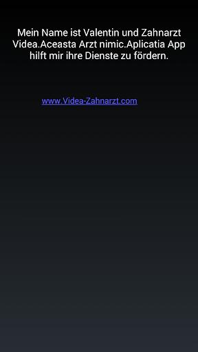 Videa Zahnarzt