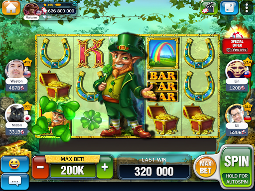 Billionaire Casino Slots - The Best Slot Machines apkdebit screenshots 16