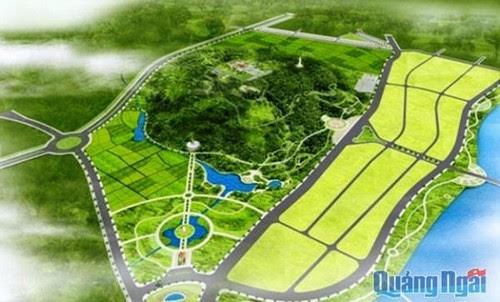 Chùa Thiên Ấn, công bố quy hoạch khu văn hóa