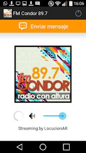 FM Condor 89.7 - náhled
