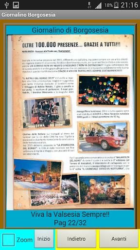 #GB Giornalino - Borgosesia 2.10.77.1 screenshots 5