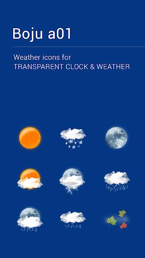 Boju weather icons 1.00.06 screenshots 17