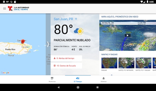 Telemundo Puerto Rico screenshot 17