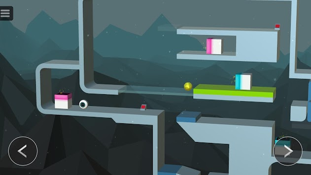CELL 13 - Platform Portal Puzzle apk screenshot