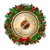 Christmas Clocks LiveWallpaper