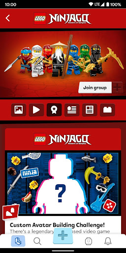 LEGO® Life: Safe Social Media for Kids 2020.8 screenshots 2