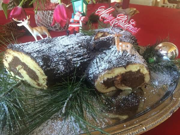 Buche De Noel (yule Log) Recipe