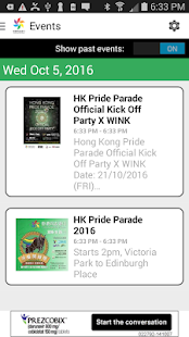 Hong Kong Pride- screenshot thumbnail
