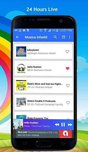 Download Radio Infantil - Radio Musica Infantil 1.0.5 1