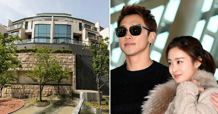 Rain And Kim Tae Hee Purchase Apartments In Same Apartment