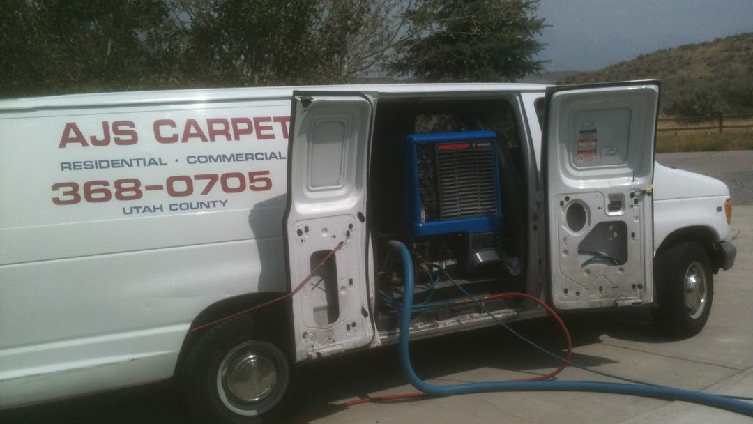 Ajs Carpet Cleaning Inc Carpet Cleaning Service Orem