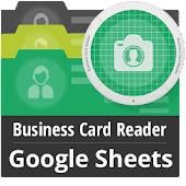Card Reader for Google Sheets