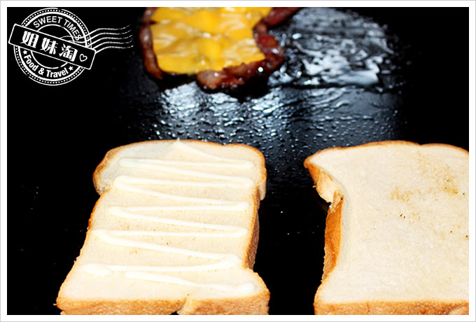 Full Sandwich經典美式培根6