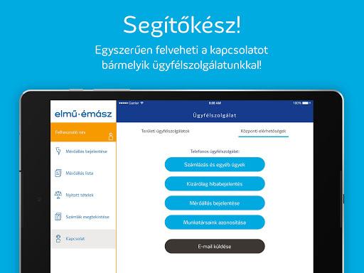 Elmű-Émász EnergiApp screenshot 15